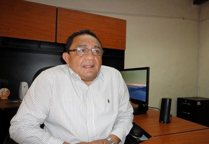 Salazar Durán: me estoy interiorizando en las leyes y reglamentos del Ipepac. (SIPSE)