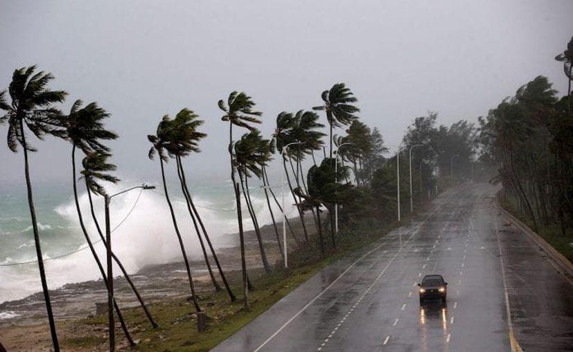 La debilitada tormenta estaba a las 11 a.m. de este martes a 105 millas de Fort Pierce (Florida) . (Foto: Twitter)