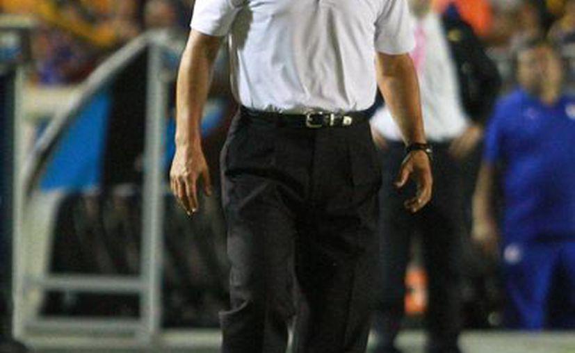 El DT Ricardo 'Tuca' Ferreti será el estratega de la Selección Nacional de México, por 4 partidos. (Jammedia)