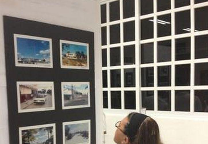 La galería está integrada con más de 200 imágenes que muestras el crecimiento de Playa del Carmen. (Yenny Gaona/SIPSE)