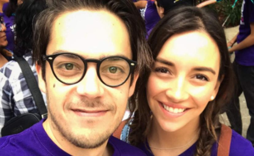 Por medio de un video, Regina y Roberto aclararon su situación personal. (Internet)