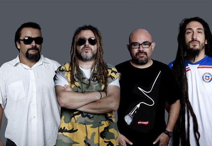 El grupo de reggae dará un concierto el 26 de noviembre, en el Martina Beach Club. (Foto: Contexto/Internet)