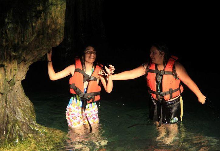 Exploradores tendrán la oportunidad de conocer diferentes cenotes. (Milenio Novedades)