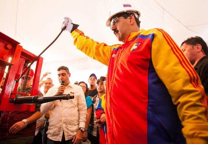 Maduro asegura que la reforma 'ya está a punto'. (EFE)