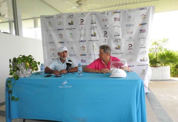 Los organizadores señalaron que el torneo será a beneficio de la Fundación Be Strong Cancún. (Raúl Caballero/SIPSE)