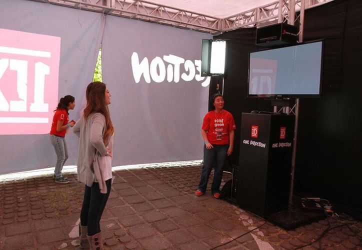 En la experiencia participaron 300 jóvenes mexicanas. (Notimex)