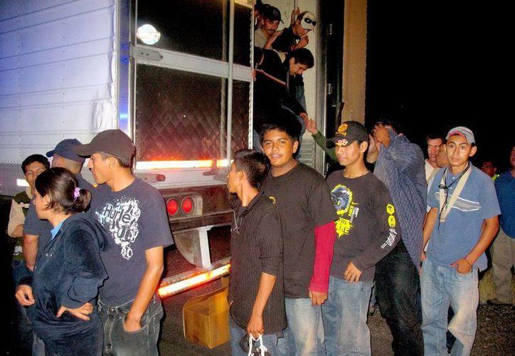 Entre los detenidos, había 10 mexicanos, según el condado Maricopa, en Arizona. (Archivo/NTX)
