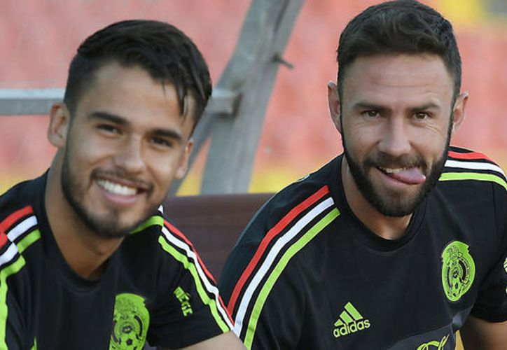 """La poca actividad con los """"Dragones"""" obligó a que Reyes fue cedido en dos ocasiones. (Contexto)"""