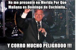 Memes: cancelación del concierto de Luis Miguel en Mérida