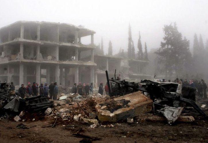 Jordania y Turquía son dos de los países que han dado asilo a la población siria. (EFE)