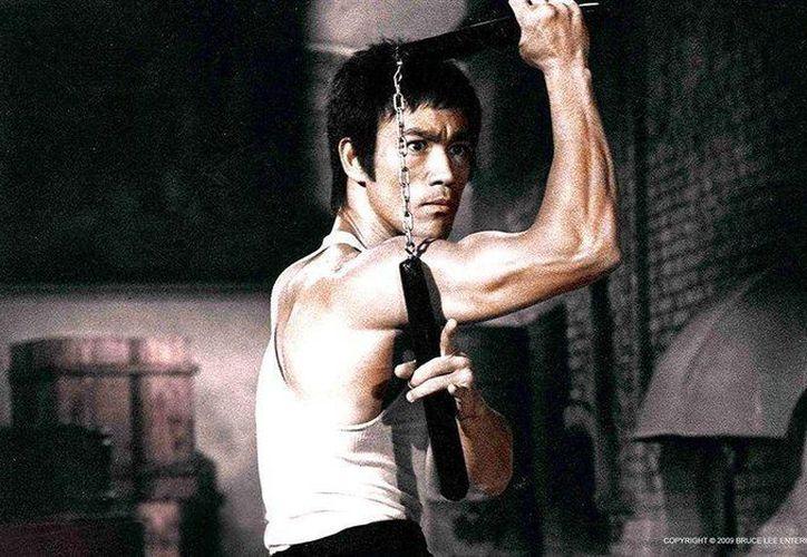 Hace 40 años murió Bruce Lee, el rey del kung fu cinematográfico. (brucelee.com)