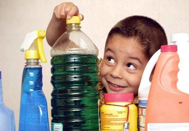 Vigilar a los niños puede prevenir nueve de cada 10 accidentes en los hogares. (Contexto/Internet)