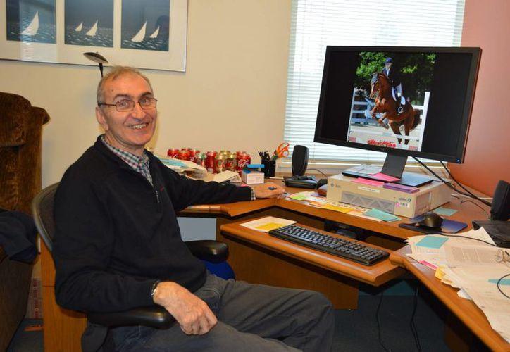Nacido en Monterrey, hoy es líder de investigación en Ciencias Computacionales de la Universidad de Stanford. (Notimex)