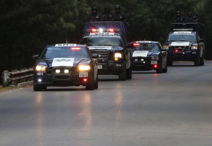 La Policía Federal desplegará más de seis mil elementos para garantizar la seguridad en carreteras. (Notimex)