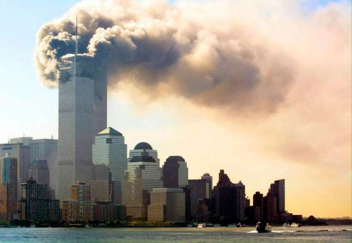 Los atentados del 11 de septiembre de 2001 en las Torres Gemelas de Nueva York no ha dejado de cobrar víctimas: se calcula que hay 2,500 enfermos de cáncer, y que otras 37,000 personas pueden padecerlo por haber estado expuestos a sustancias tóxicas. (Archivo/SIPSE)