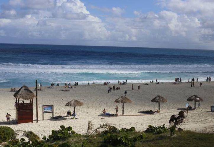 Playa Delfines es visitada las 24 horas. (Archivo/SIPSE)