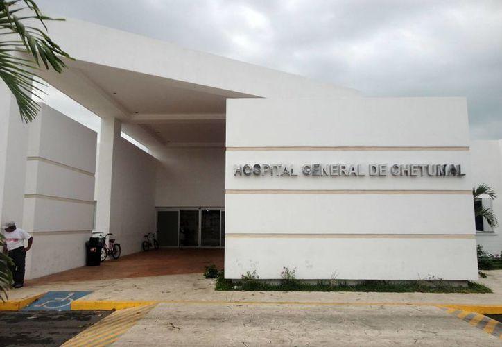El proyecto contempla la construcción del nuevo Hospital General de Chetumal con área de oncología, para lo cual se requiere una inversión de 973 millones de pesos. (Harold Alcocer/SIPSE)