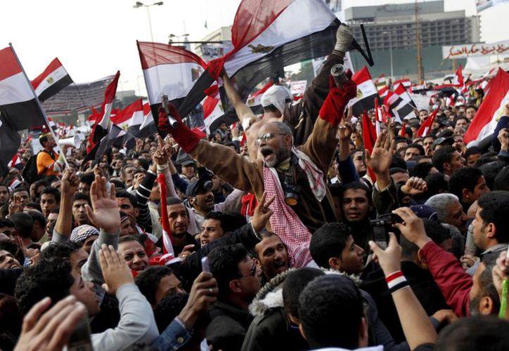 Egipto fue uno de tantos países que registró violentas manifestaciones por la cinta. (Archivo/Agencias)