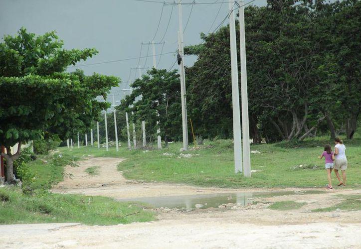 El Paseo Verde que se construirá en el norte de Mérida estará junto al Periférico, a la altura del fraccionamiento Francisco de Montejo. (SIPSE)