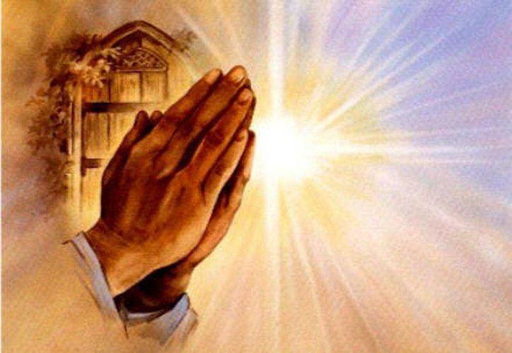 La oración es un elemento indispensable que alimenta la fe del creyente. (SIPSE)