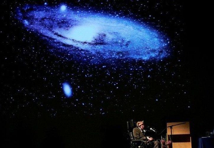 El científico decía que era absurdo hablar del tiempo. (Foto: RT Noticias).