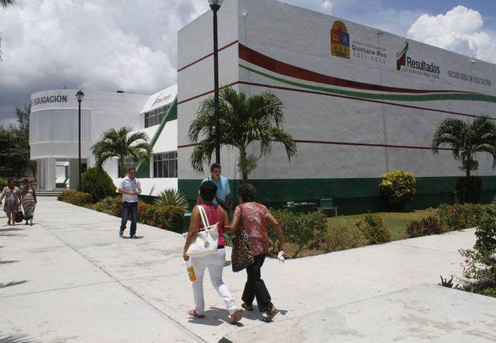 La deuda que tiene la SEyC con los docentes aumentó 14.5 millones de pesos más a la del año pasado. (Archivo/SIPSE).