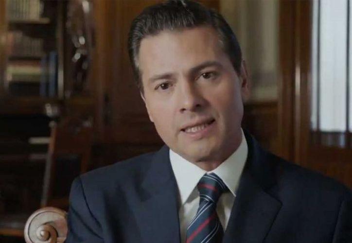 El presidente de México, Enrique Peña Nieto anunció que durante los próximos 12 días compartirá sus logros de gobierno, a través de cadenas nacionales. (Twitter)