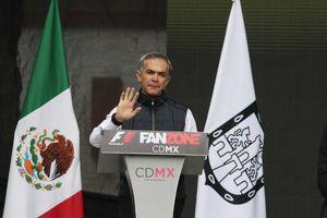 Arrancan los motores en el Gran Premio de México