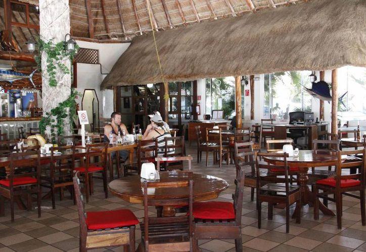 El sector restaurantero ha mostrado una recuperación. (Tomás Álvarez/SIPSE)