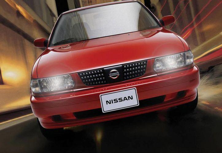 La edición especial del 'Nissan Tsuru Buen Camino' tiene un precio de entrada de 172 mil 500 pesos. (Archivo/Agencias)