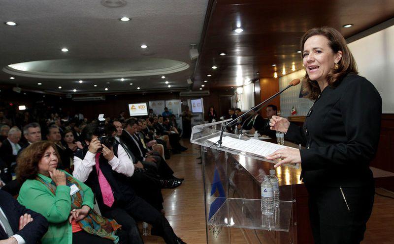 Margarita Zavala afirmó que, de ganar, el primer día mandará refuerzos a Tijuana, Baja California, y León, Guanajuato. (Notimex)