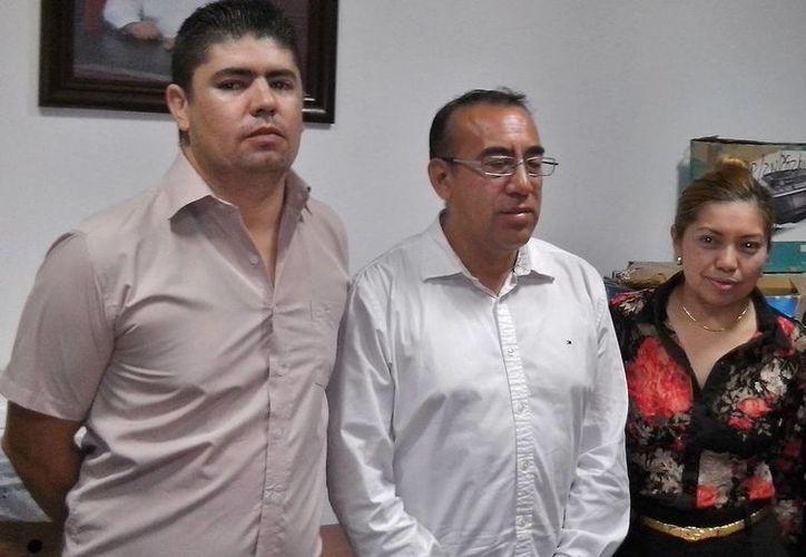 Christian Montenegro Aragón asumió la Coordinación de Agencias de Ministerios Públicos en sustitución de Estela Tun Chan. (Gustavo Villegas/SIPSE)