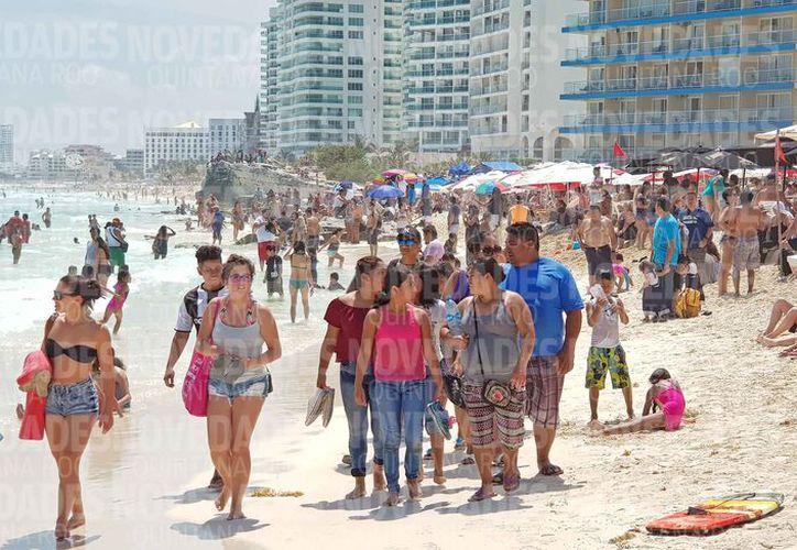 El Tianguis Turístico de Mazatlán será el primer evento para promocionar los destinos de Quintana Roo. (Jesús Tijerina/SIPSE)