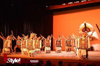 Ballet Folklórico de México se presenta en el Teatro de Cancún