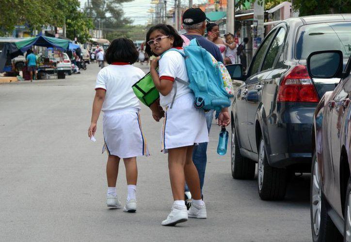 Los educandos tendrán que acreditar buenas calificaciones. (Victoria González/SIPSE)
