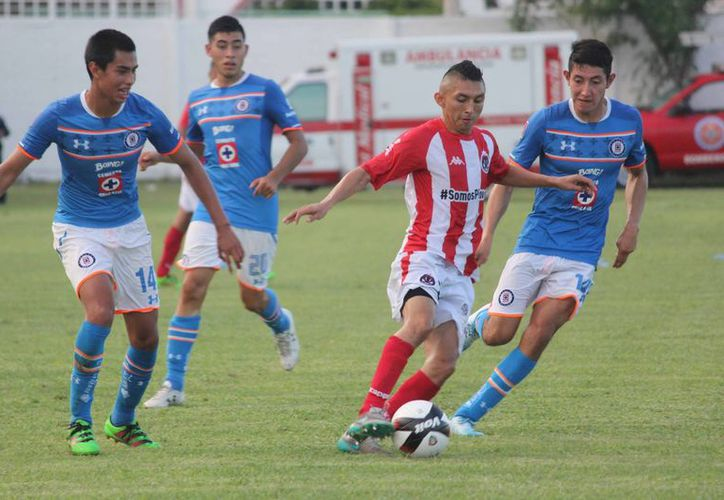 En contraparte a Pioneros, en el fondo de la clasificación general se ubica Titanes de Saltillo FC. (Ángel Mazariego/SIPSE)