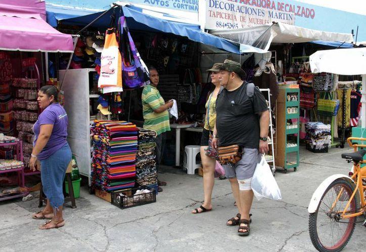 Esperan más visitas de turistas procedentes de Sudamérica. (Tomás Álvarez/SIPSE)