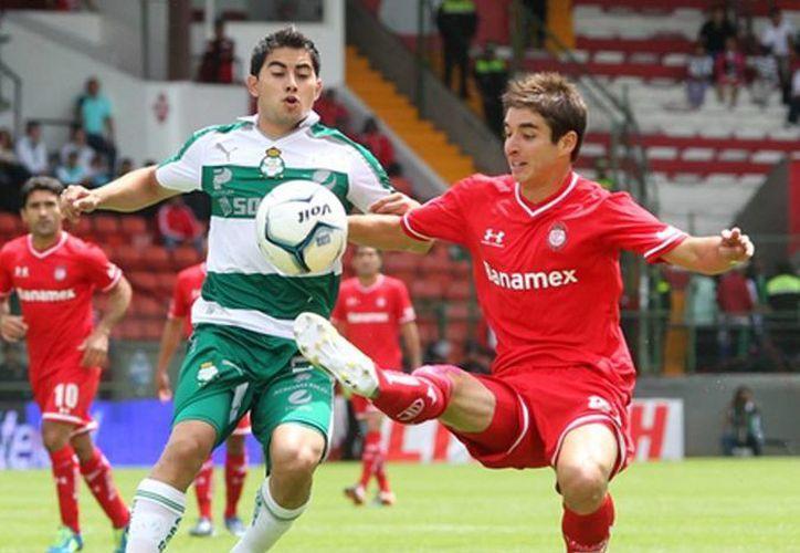 Con la igualada 0-0, Diablos Rojos llegó a seis unidades en la clasificación general, mientras que el conjunto de la Comarca Lagunera arribó a ocho. (deportivotolucafc.com)