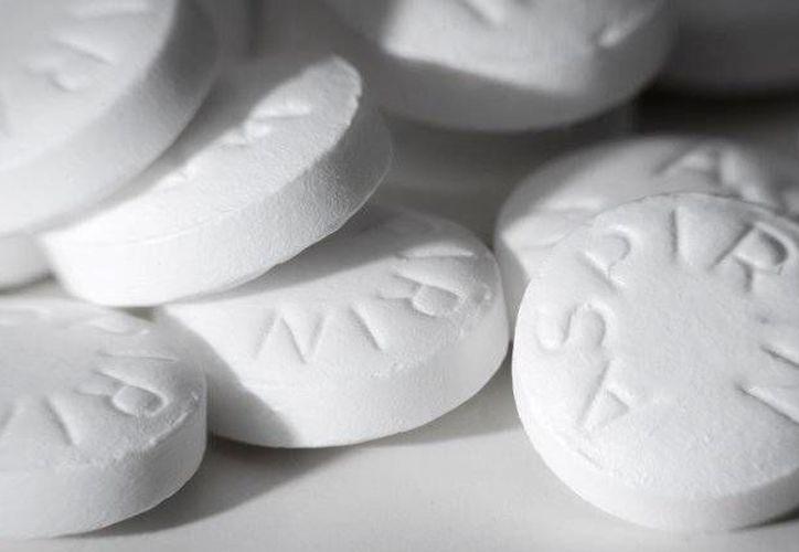 La aspirina tiene múltiples beneficios. (Contexto)