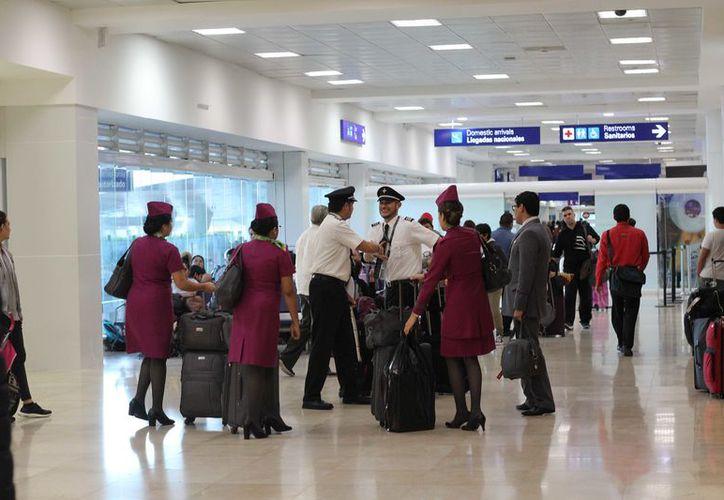 Apenas en octubre, el Consejo de Promoción Turística de México (CPTM) estrechó sus relaciones con socios de aerolíneas estadounidenses. Karim Moisés)