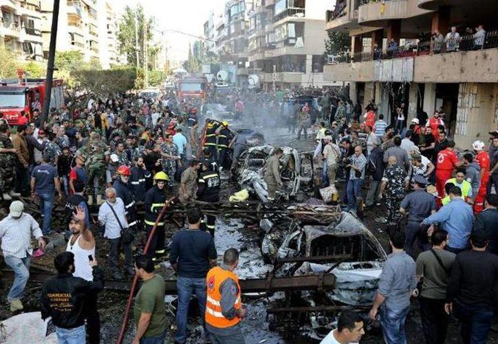 Los enfrentamientos volvieron a surgir entre los vecinos de los barrios rivales de Bab el Tebaneh, de mayoría sunita, y de Yabal Mohsen, de predominio alauí. (Foto de contexto/frontera.info)