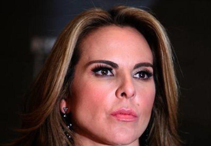 De acuerdo con la PGR, la actriz Kate del Castillo es la encargada de producir y realizar la película autobiográfica de El Chapo. (Archivo/Notimex)