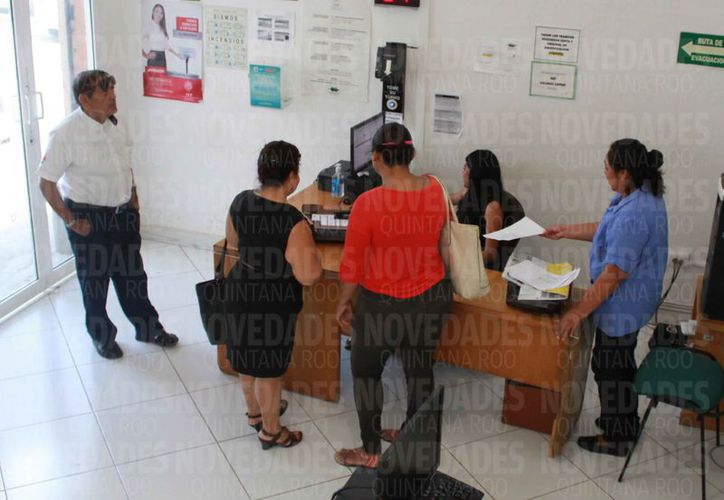 Las personas que fueran afectadas, piden que acudan a la Condusef. (Luis Soto/SIPSE)