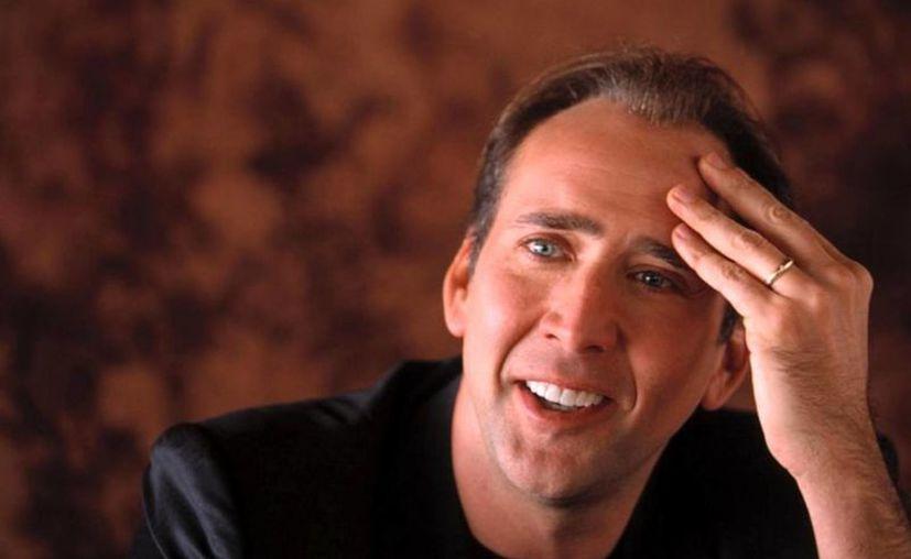 Nicolas Cage aseguró estar emocionado de saber que hay un grupo de jóvenes que comparte su visión respecto a las nuevas tecnologías. (fanpop.com)