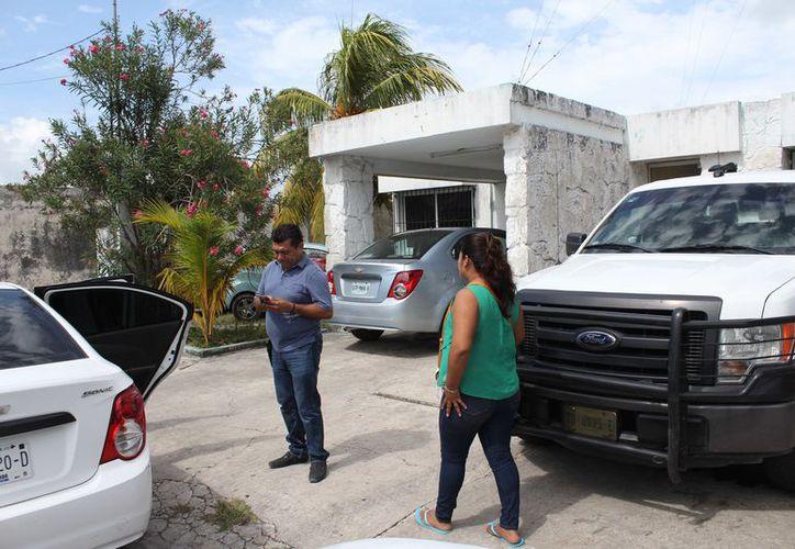 La desaparición de los hermanos López López, ambos menores de edad, activó la alerta Amber Quintana Roo, y abrió la carpeta de investigación. (Angel Castilla/SIPSE)