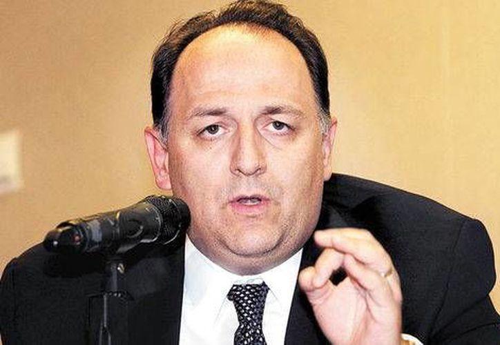 Raúl Murrieta Cummings, subsecretario de Infraestructura de la SCT: el 3 diciembre se emitirán las primeras convocatorias en torno a la construcción y modernización de carreteras 2014. (Milenio)