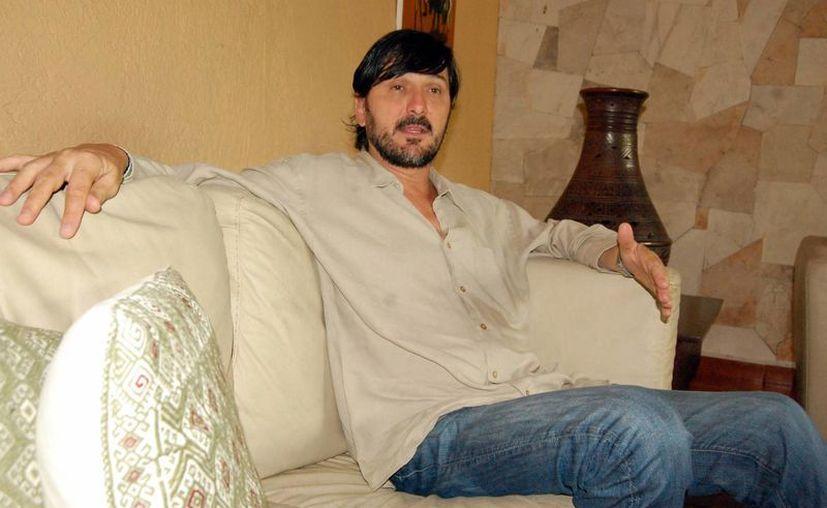 'Batán' ha trabajado con cineastas como Alejandro González Iñárritu, Guillermo del Toro, Terrence Malick y James Cameron.  (Wilbert Arguelles/Sipse)
