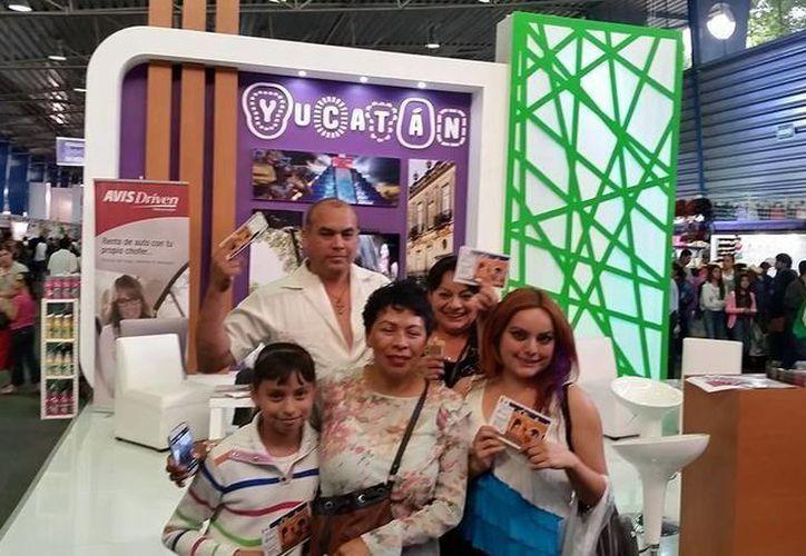 La tercera edición de la Semana de Yucatán en México cerró con buenos números. (Facebook/Semana de Yucatán en México)