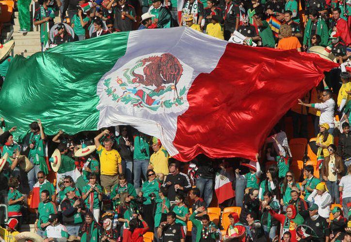 La selección mexicana de fútbol contará con el apoyo de al menos a 25 mil aficionados durante la Copa Mundial de Rusia 2018. (Foto: Mientras Tanto en México)