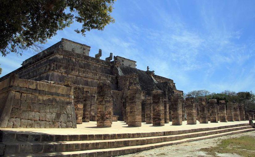 Chichén Itzá es la carta fuerte de los empresarios turísticos. (José Acosta/SIPSE)